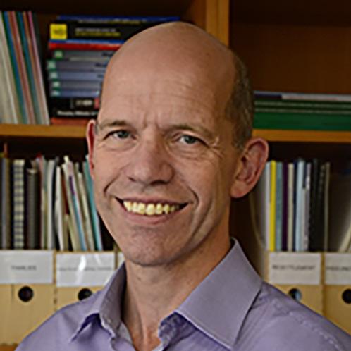 Peter Dawson (Prison Reform Trust)