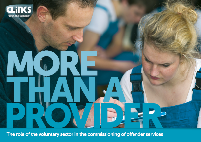 Front cover of More Than A Provider report