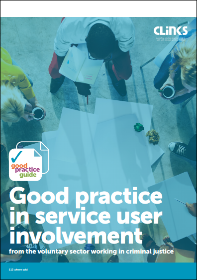 Cover to good practice in service user involvement
