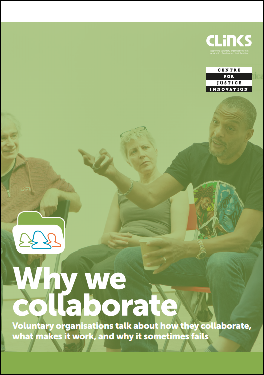 Why we collaborate report cover