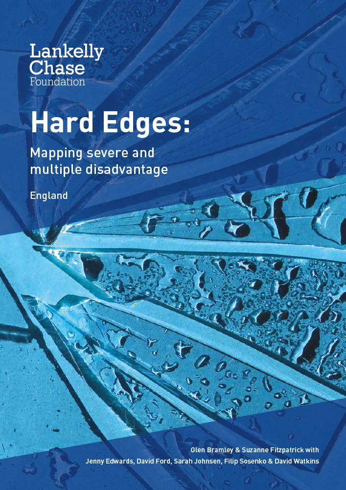 Clinks blog on Hard Edges: Mapping severe and multiple disadvantage