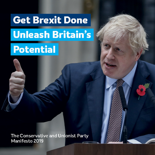 Conservatives: General election 2019 criminal justice manifesto commitments