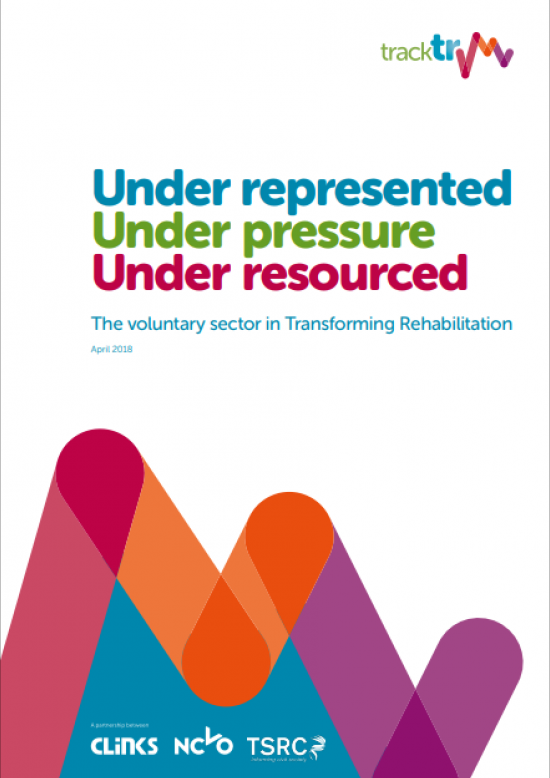 Under represented, under pressure, under resourced