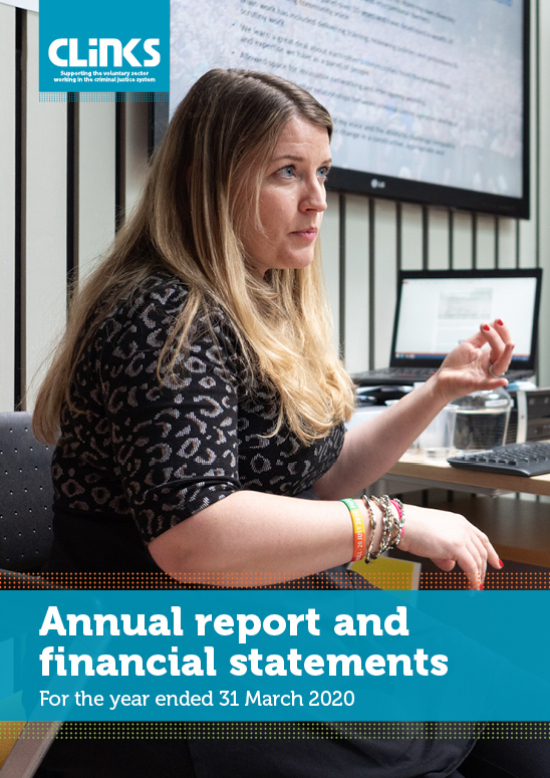 Annual report and financial statements for the year ended 31 March 2020