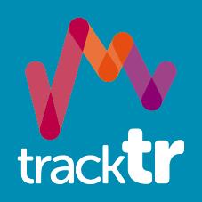 TrackTR logo